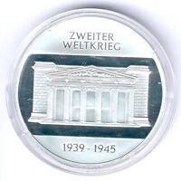 Deutschland Medaille Neue Wache Berlin / Schlacht von Stalingrad 27g, D.40mm PP