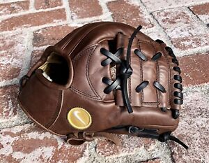 Nike Pro Gold Tradition Prototype Rare Professional Infielders Baseball Glove