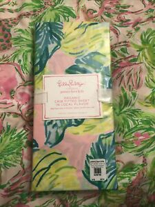 Pottery Barn Kids Lilly Pulitzer Fitted Crib Sheet