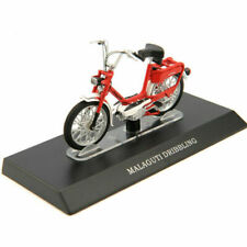 1/18 Scale Motorcycle Model MALAGUTI DRIBBLING Electric Diecast Collection Gifts