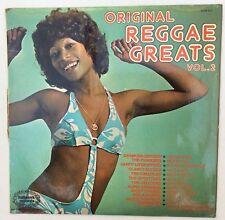 Various Original Reggae Greats Vol. 2 UK LP