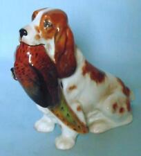More details for royal doulton 5 1/4 inch cocker spaniel with pheasant hn1028