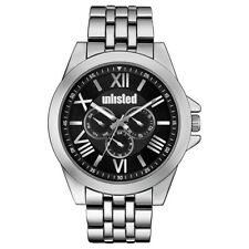 Kenneth Cole Unlisted Mens Stainless Steel Watch UL 0896