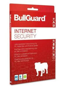 BullGuard Internet Security 2021 - 5 Devices, 12 Months