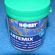 Hobby Artemix, Mhd 5/20, 195g, Artemia Oeufs + Sel F�œR 6 L �‰levage Lebendfutter