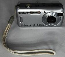 Sony Cyber Shot  DSC-S600 Digital Camera
