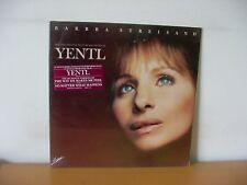 "BARBRA STREISAND ""Yentl"" Original STILL SEALED LP from 1983 (COLUMBIA JS 39152)"