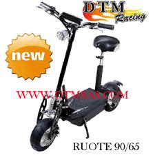 Monopattino Elettrico 1000/1200W 36V 40Km/H Racing Verde Militare