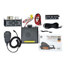 TYT TH-9800 29/50/144/430 MHZ QUAD BAND TRANSCEIVER Mobile Radio walkie talkie