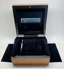 Authentic Panerai Wooden Inner And Outer Watch Box Case OEM PAM00009 Luminor