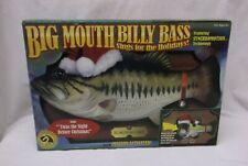 New listing Big Mouth Billy Bass Singing Night Before Christmas Nib