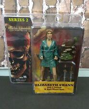 NEW Neca Series 2 Pirates of the Caribbean Elizabeth Swann Action Figure World's