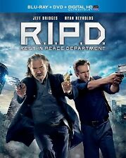 RIPD Blu Ray Disc Only