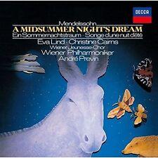 Mendelssohn: Midsummer Night's Dream [New CD] Shm CD, Japan - Import