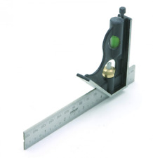 Rolson Mini Combination Square 150 Mm