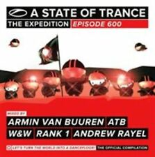 State of Trance 600 Armin Van Buuren & Friends Audio CD