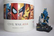 Marvel Civil War - Beast Diorama Statue [Good Condition, Ex-Display]