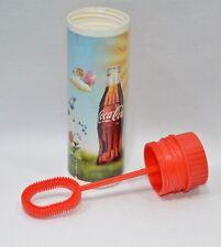 COCA-COLA Tube bulles de savon Pustefix 42 ml NEUF