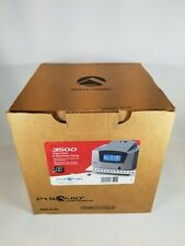 Pyramid Simple Smart 3500 Time Clock Amp Document Stamp