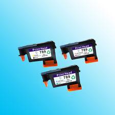 3x hp789 print head for hp 789 CH612A CH613A CH614A L25500 printer