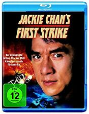 Stanley Tong - Jackie Chan's First Strike 1 Blu-ray