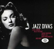 Jazz Divas Ella Fitzgerald Billie Holiday and More [CD]