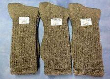 2pr Men's WARM GEAR Merino Wool Boot/Outdoor Socks MINGLED GRAY 10-13 LG