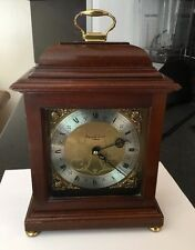 Asprey & Garrard Mahogany 8 Day  Mantle Carriage Clock