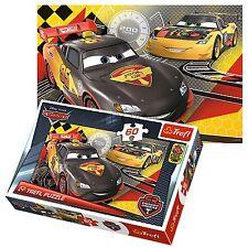 Trefl 60 pezzi Bambini Ragazzi Disney Pixar Cars Saetta McQueen PUZZLE NUOVO
