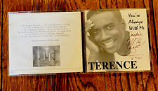 TERENCE JONES You're Always With Me CD SIGNED!