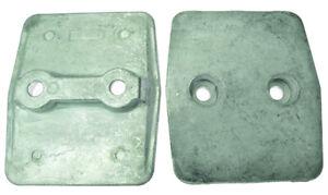 Mercury Marine Quicksilver Anti Vent Plate Anode 175-300HP V6 V8 PN 97-8M0137814