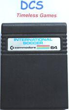 International Soccer C64 Commodore 64 Modul 1983 Fußball Spiel  selten