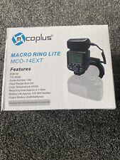 Mcoplus Macro Ring Lite MCO-14EXT