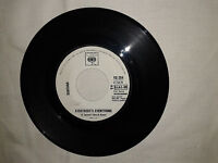 "Santana / I Camaleonti  – Disco Vinile 45 Giri 7"" Edizione Promo Juke Box"