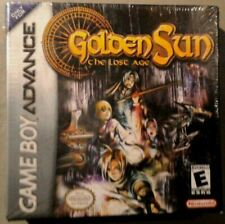 Nintendo GAME BOY ADVANCE Golden Sun: The Lost Age 2003 GBA !!! NEW SEALED !!!