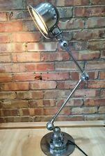 Vintage original Jieldé 2-arm desk / workshop lamp