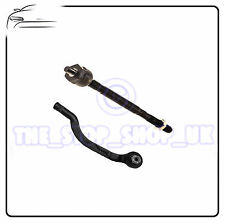Renault Laguna II March 2001- Left Inner & Outer Tie Rod End Steering Track rod