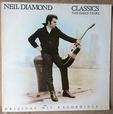 NEIL DIAMOND - CLASSICS THE EARLY YEARS  EX-/EX+ LP 1st Pressing I'm A Believer