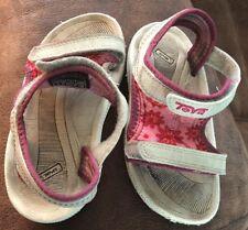 Ropa, calzado y complementos Teva Tirra Sandalias Calzado Niños-Frambuesa Rosa Todas Las Tallas Ropa niños, calzado y complem.