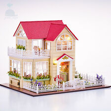 DIY Handcraft Miniature Project My Princess Little Cottage Wooden Dolls House
