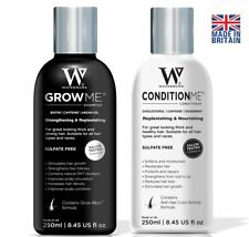 Hair Growth Shampoo and Conditioner by Watermans - Combo Pack - Best Hair Growth