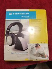 Sennheiser RS110 Wireless RF Headphones rs120 rs 110 rs 160 rs130 rs180 rs160