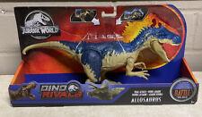 Jurassic World Park Big Rock Allosaurus Dinosaur Figure Toy Nib Rare