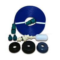 Mains Water ADAPTER for Container with 10m FLAT HOSE - Universal fittings