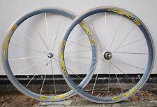 """MAVIC COSMIC 1.Gen blue anodized Wheelset Laufräder 28""""  700C Campagnolo"""