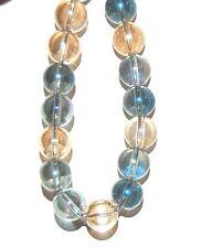 Amazing Mystic Sunshine Rainbow  Aura Quartz Crystal Bracelet - Boxed Gift