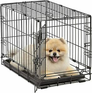 MidWest Home For Pets - Folding Dog Crate, X-Small