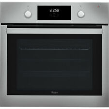 Whirlpool Absolute AKP745IX Built in Electric Stainless Steel Single Oven