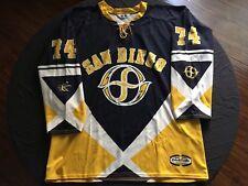 Orlando Franklin Hockey Style Jersey XL Speedline San Diego LA Chargers NFL