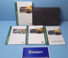 03 2003 Land Rover Freelander owners manual